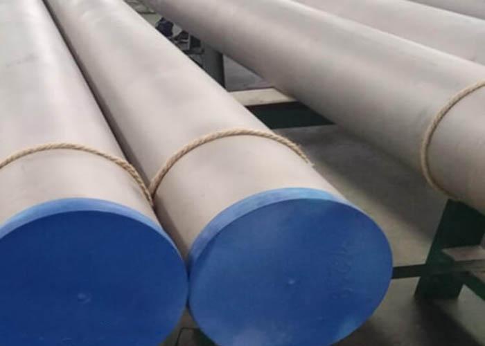 АСТМ А790 УНС С31803 С32750 С32760 Дуплексне цеви од нерђајућег челика