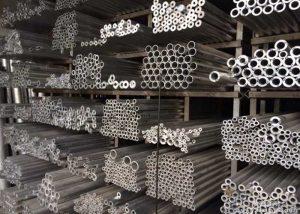 Алуминијумска цев 6082, 5083, 5086, 5052, 6063, 7075, 1100 цев