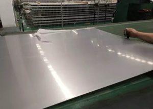 904Л висококвалитетна плоча од нерђајућег челика