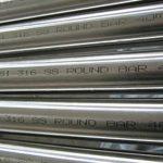 АСТМ А276 АИСИ 316 округла шипка од нерђајућег челика