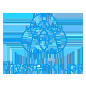 Тхиссенкрупп Лого