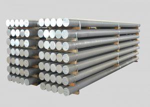 1080,2А11,3003,4А11,5754,6082,7А05 Легура Алуминијум шипка