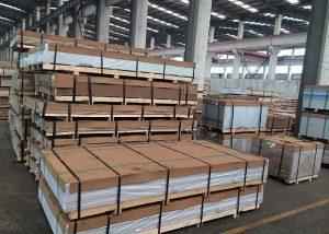 1050,3003,5052,5754,7075,8011 Плоча / лим од легираног алуминијума