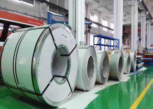 321 калем од нерђајућег челика 1.4541 / Кс6ЦрНиТи18-10