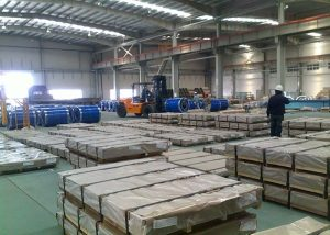Кс10ЦрАлСи13 / 1.4724 челични лим / плоча